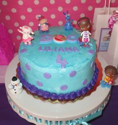 Doc McStuffins Birthday Party Ideas | Photo 1 of 23 | Catch My Party