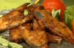 How to Make Lahori Fried Fish, English / Urdu Recipe