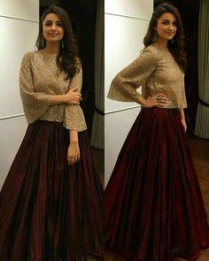 Parineeti Chopra rocking this outfit