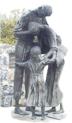 Famine Memorial Sligo - AHD