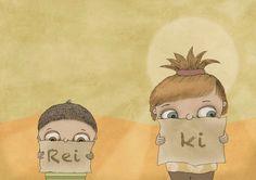 Minha Estrada: Reiki para crianças