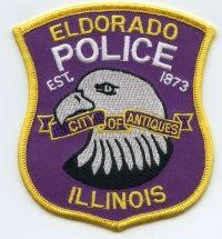 Eldorado Police IL.