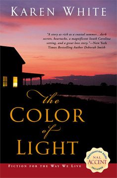 The Color of Light- Great read and awesome author!  At thirty-two, pregnant and recently divorced, Jillian Parrish and her seven-year-old daughter find refuge and solace on Pawleys Island, South Carolina. Jillian had experienced her best childhood memories here-until her best friend Lauren Mills disappeared, never to be found. At the time, Linc Rising, Lauren's boyfriend and Jillian's confidant, had been a suspect in Lauren..