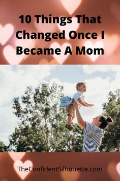I had a thought, what are 10 things I've had to change since becoming a parent? I had my first child at the tender age of 23 in 2014. I was terrified. I didn't know what I was going to do. I had a lot of fear and doubt and even some regret. What if I'm not good at this parenting thing. Ain't no refunds. Silhouette Blog, Regrets, Confident, How To Become, Parenting, Age, Children, Kids, Childcare