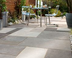 Create the perfect outdoor relaxation space with classic cloisters patio pavers from Tremron. You'll love the combination of contemporary clean lines with that blend of tradition that fits right in with your natural surroundings.