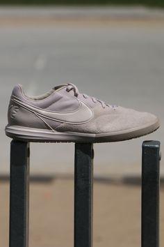 Zapatillas de fútbol sala de piel Nike suela lisa IC - beige Zapatillas De Futbol  Sala 58aef9834e161