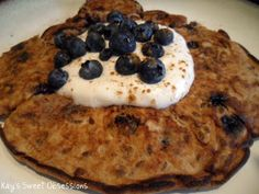 Blueberry Bliss Perfect Fit Protein Pancake
