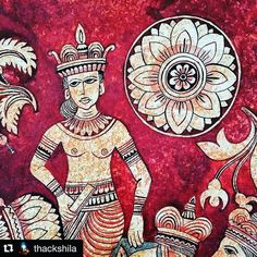 Vibrant use of colour to illustrate a traditional Perahara. Photo by @thackshila Repost with #stockphotolk Sign up on www.stockphoto.lk and convert your creativity into revenue! .  Kandyan style painting.  #srilanka #perahara #kandyperahera #painting #photo #photography #travelgram #travelpics #travelporn #traveldiary #travelawesome #travelblogger #travelphotography #travelisthenewclub #wanderlust #igers #igtravel #netgeo #travelsrilanka #exploresrilanka #heritage #culturalheritage…