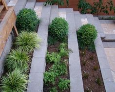 Terraced Garden Design, Pictures, Remodel, Decor and Ideas - page 2