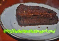 Kuchnia Pepin: ciasto Magic Custard