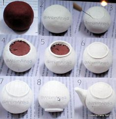 Tea party cake step by step part n°1