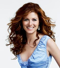 Debra Messing- Curl craze