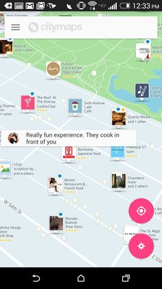 Citymaps, the social mapping platform, has launched on Android and introduced a new way to create maps with friends…