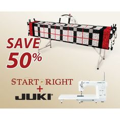 find grace frame juki tl qi combo quilting frame system at kens sewing center