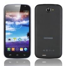 DOOGEE Discovery 2 DG500C Smartphone - MTK6582 Quad Core CPU, 5 Inch 960x540 IPS Capacitive Screen, 1GB RAM, Android 4.2 (Black)