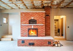 Masonry Heater / Maine Wood Heat Co.