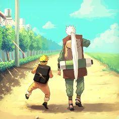 jiraya and naruto - Naruto Picture Naruto Uzumaki, Gaara, Kakashi, Anime Naruto, Jiraiya And Tsunade, Naruto Sad, Manga Anime, Naruto Fan Art, Naruhina