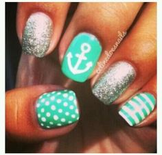 Refuse to Sink Accent Nail