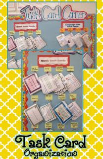 Math Task Cards for 6th Grade Common Core