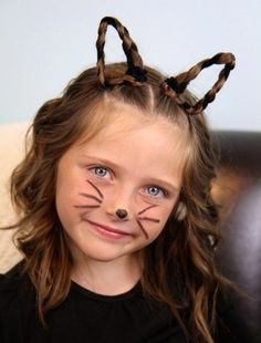 Run out of crazy hair day ideas? Here are 18 styles for the next crazy hair day at school or kid related events. Crazy Hair Day Girls, Crazy Hair For Kids, Crazy Hair Day At School, Short Hair For Kids, Crazy Hair Days, Braids For Kids, Kids Braided Hairstyles, Cute Girls Hairstyles, Kids Hairstyle