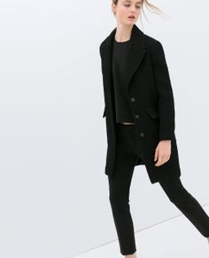 BLAZER COAT from Zara | this is exactly what I want...