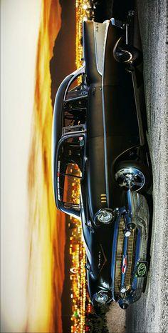 (⊙⊙) Jeff Lutz's 57 Chevy Pro Mod