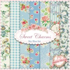 Shabby Fabrics- This website has tons of neat fabrics for quilting and sewing…