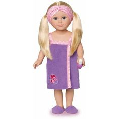 myLife Brand Products My Life As Spa Vacationer Doll and Set of 3 Casual Outfits