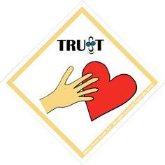 TRUST Peace Badge | Global Peace Scout | $2.99