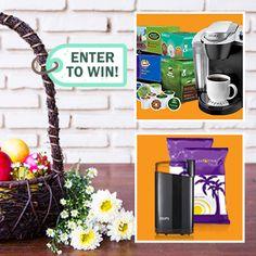 Big Basket Easter Giveaway!