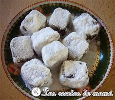 Delicias turcas – Lokum – Turkish Delight