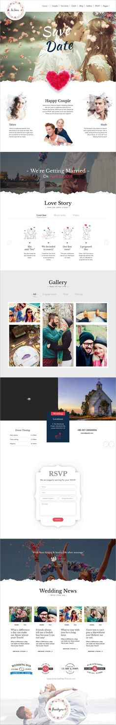 Destiny is a beautiful easy to use bootstrap template for