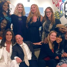 Caitlyn Jenner is introducing everyone to a dynamic group of women.