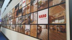 Megérkeztünk a BAU München 2017-es kiállítására! A világ legnagyobb építészeti, anyag-kellékek, rendszerek kiállítása!   Első állomásunk a HARO volt, amely piacvezető márka Németországban! Minden évben újdonságokkal lep meg bennünket, fa . fahatású, és kőhatású termékeivel, valamint 150 éves tapasztalatával teljesen elkápráztat!   Ha kíváncsi vagy, és szeretnél többet megtudni a HARO termékeiről, gyere és látogass el megújult weboldalunkra!  www.dreamfloor.hu Laminate Flooring, Budapest, Signs, Floating Floor, Shop Signs, Sign