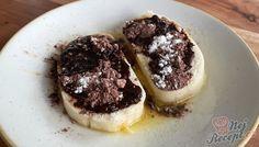 Knedlík alá buchty na páře | NejRecept.cz Steak, Cheesecake, Pudding, Desserts, Recipes, Tailgate Desserts, Deserts, Cheese Cakes, Puddings
