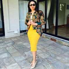 50 African Office outfits to try on - Ankara Lovers African Inspired Fashion, Latest African Fashion Dresses, African Print Dresses, African Print Fashion, Africa Fashion, African Dress, Fashion Prints, African Attire, African Wear