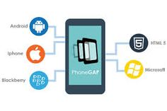 PhoneGap app development allows you to build both modern and complex applications according to your specific requirements