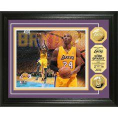 NBA Kobe Bryant Coin Photo Mint