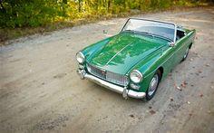 A classic MG: 1962 Midget