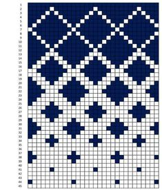 Option f r gekachelte Steppdecke - Stricken - f r gekachelte Option Step Knitting Charts, Knitting Stitches, Knitting Patterns, Knitting Machine, Free Knitting, Beginner Knitting, Sock Knitting, Vintage Knitting, Tapestry Crochet Patterns