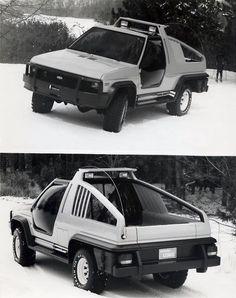 1980 Ford Bronco Montana Lobo