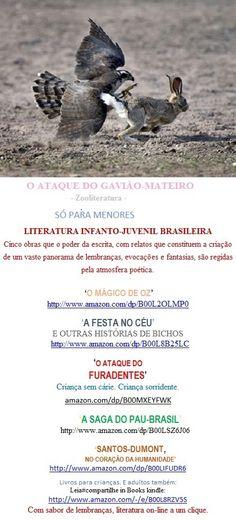 A FESTA NO CÉU E OUTRAS HISTÓRIAS DE BICHOS Welington Almeida Pinto/Leia#compartilhe: http://www.amazon.com/dp/B00L8B25LC