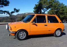 1973 Bertone Innocenti Mini M120L