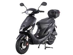 Brand New 49cc scooter moped Free trunk Free Shipping! 50 cc street legal ! - EXCLUSIVE DEAL! BUY NOW ONLY $649.0