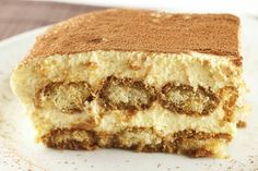 The Best Tiramisu You Will Ever Make from Chef Dennis.  I have enjoyed Tiramisu through out Italy and have never found a better more fool proof recipe for this classic Italian Dessert.  You will love this recipe for Tiramisu!