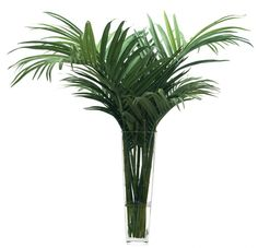 Palm Sunday- put fresh palms in a vase