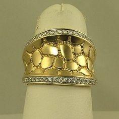 Diamond Fashion Ring Art