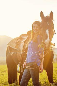 horse senior portraits !  www.sugarrushphoto.com