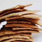 Hazelnut Graham Crackers