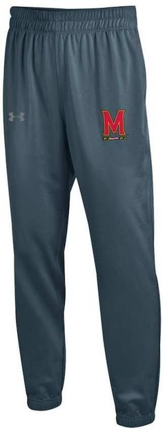 Under Armour Men's Maryland Terrapins Tricot Pants